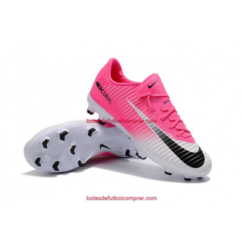 best website 05a03 fd89c botines nike mercurial rosa