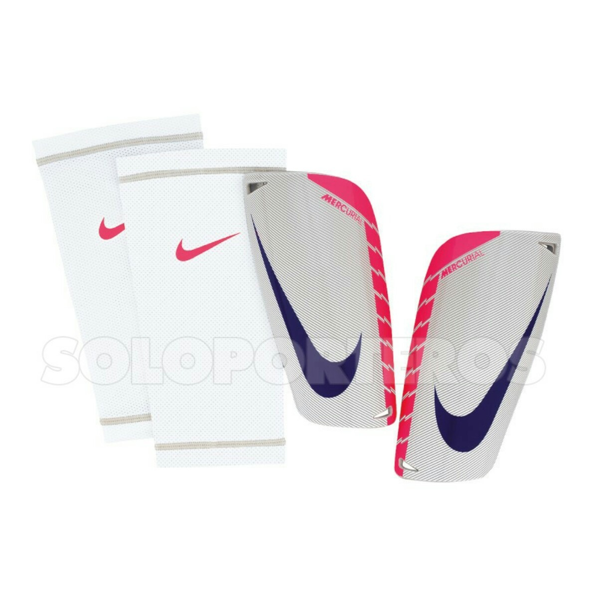 canilleras nike mercurial