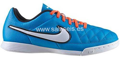 nike jr tiempo genio leather ic