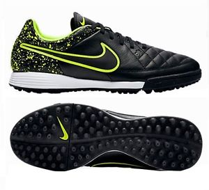 nike junior tiempo genio leather
